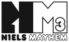 FINAL LOGO N-MAYHEM FLAT SMALL