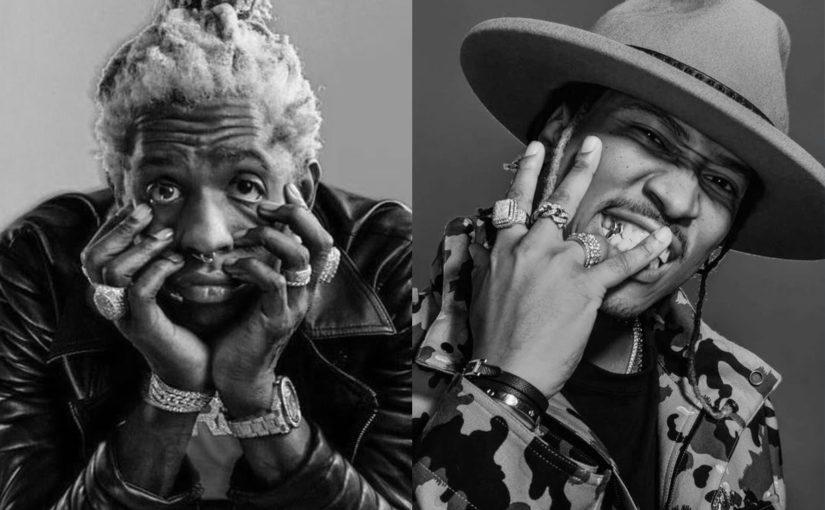 Future & Young Thug sluiten vrede